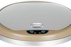 Kitchen Move 117 Couvercle Pour Poubelle Automatique De Cuisine Avec Capteur Sensoriel Abs Taupe 305 X 13 X 305 Cm